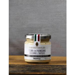 Crema con Parmigiano Reggiano e tartufo