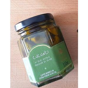 Cucunci in olio extravergine di oliva