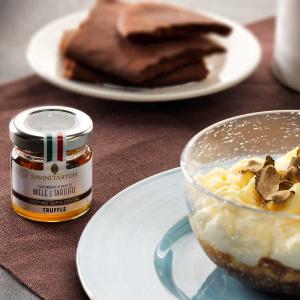 Miele italiano e tartufo