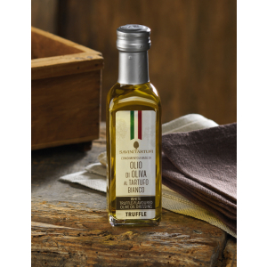 White truffle-flavoured olive oil dressing