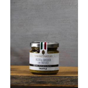 Basil pesto with truffle